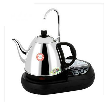 Automatic upper water electric kettle of - boiling boiled tea pot Safety Auto-Off Function цена и фото