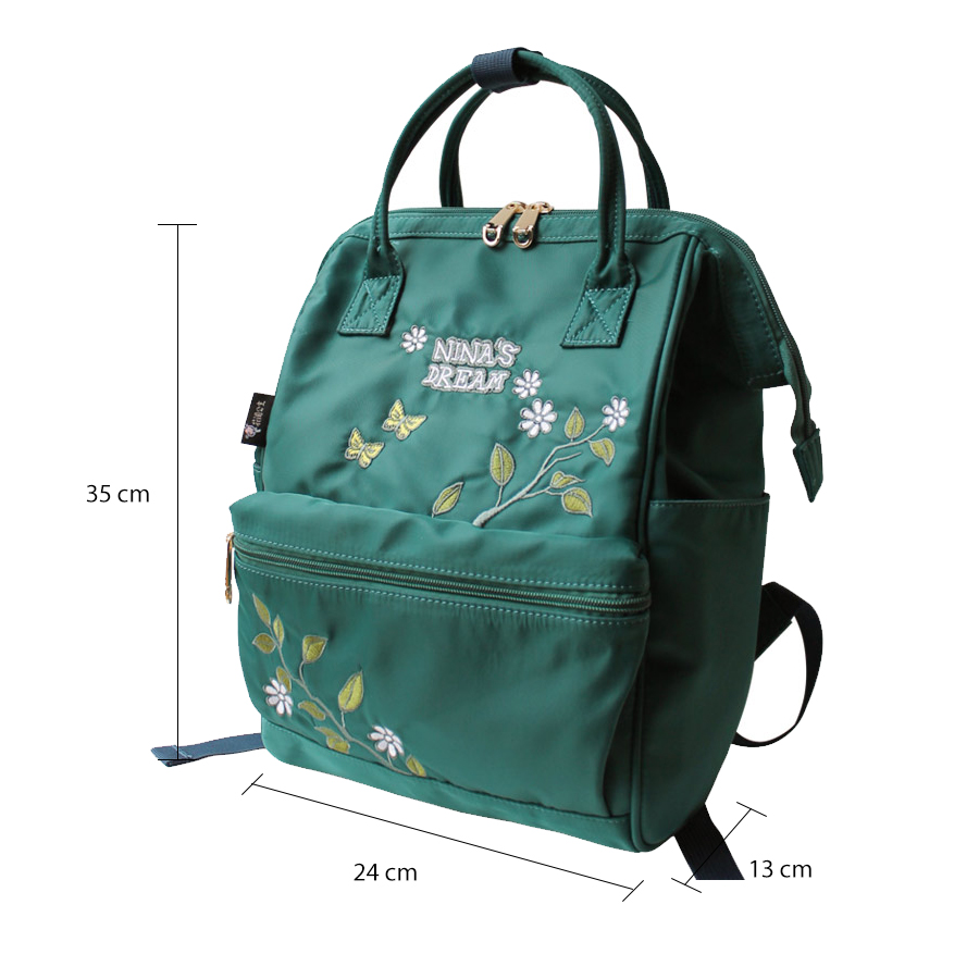 Flower Princess Women Backpack Female Laptop Backpack High Quality School Bags for Teenage Girls Ladies Travel Bagpack Backpack-in Backpacks from Luggage & Bags    2