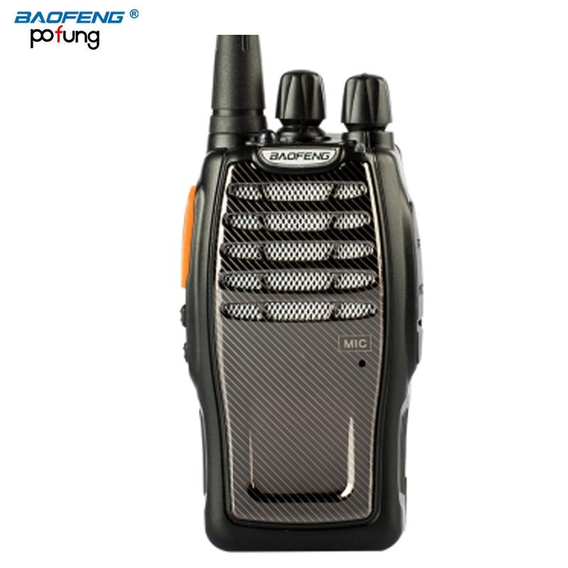 BaoFeng BF-A5 long-range wireless Portable radio WalkieTalkie Professional VOX FM Radio Function radio