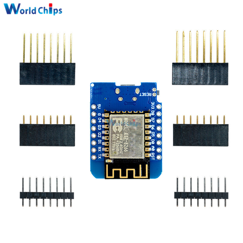 ESP8266 ESP-12 ESP12 WeMos D1 Mini Module Wemos D1 Mini WiFi Development Board Micro USB 3.3V Based On ESP-8266EX 11 Digital Pin esp32 esp 32 esp 32s esp32s for wemos mini d1 lolin32 wifi bluetooth wireless board module based esp wroom 32 dual