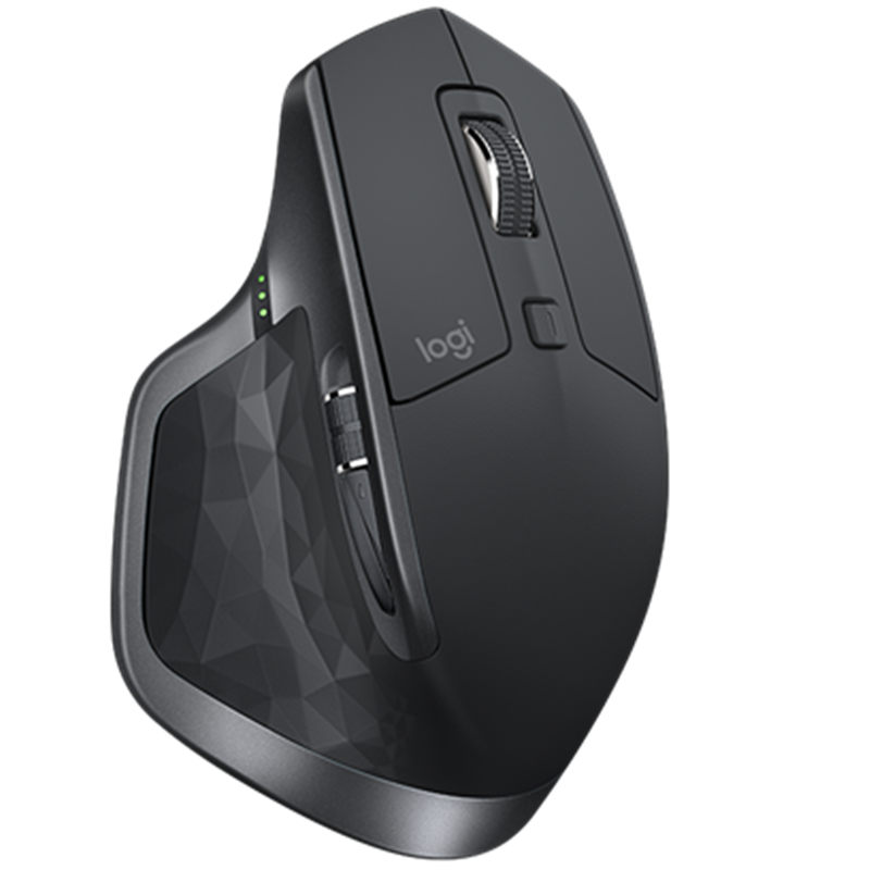 Logitech MX Master2S souris Bluetooth sans fil bureau d'affaires maison double mode connexion excellente combinaison de souris Bluetooth