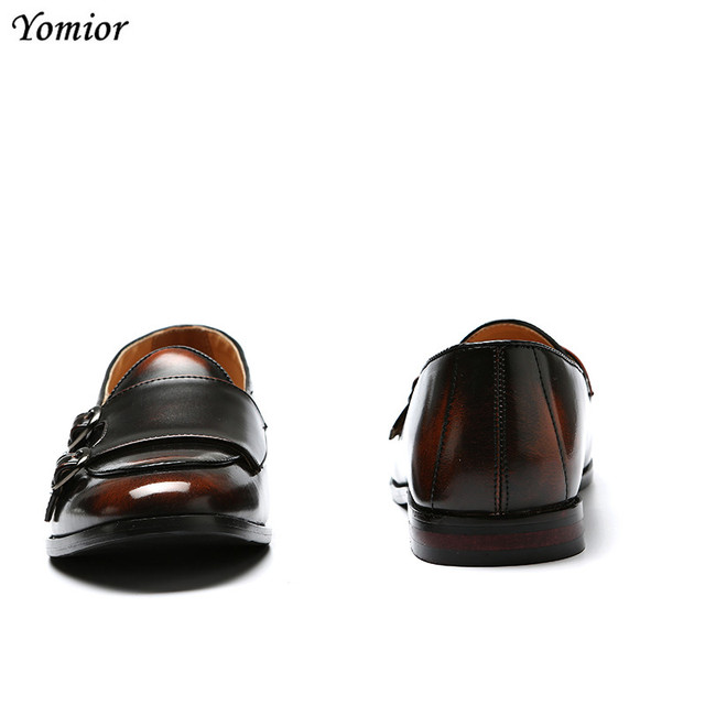 Men Casual Leather Shoes 10