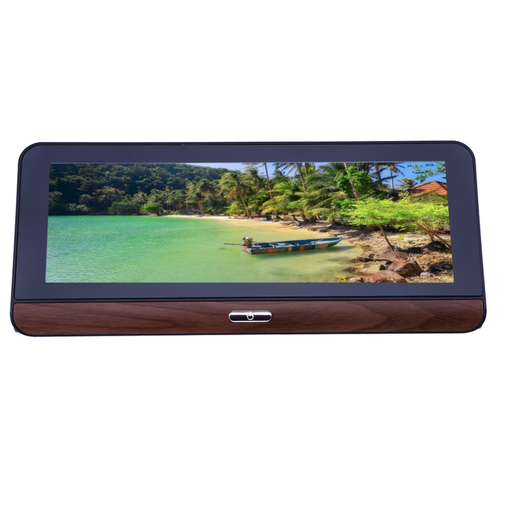 8 Inch 3G GPS Navigation Bluetooth WIFI Vehicle GPS Navigator Built In 16G EMMC DVR Camera