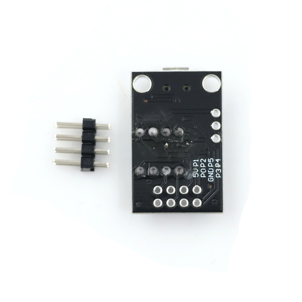 1X For Tiny85-20PU DIP-8 IC Mini ATTINY85 Micro USB Development Programmer Board