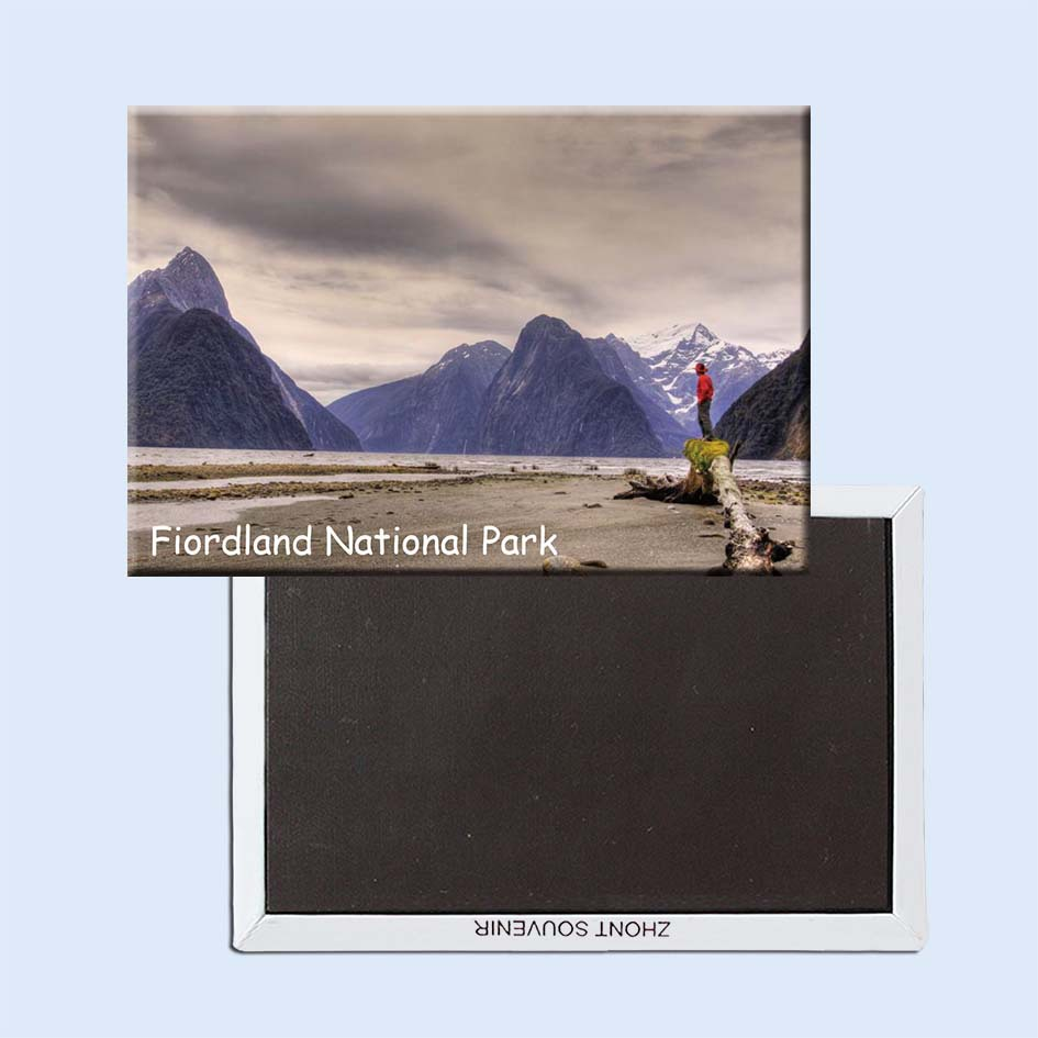 Fiordland National Park, New Zealand Travel Gift Refrigerator Magnets 21090