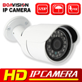 HD 1.0MP CCTV IP Camera POE 720P Bullet Night Vision Waterproof Network P2P Cloud CCTV Surveillance Camera IP Security Onvif