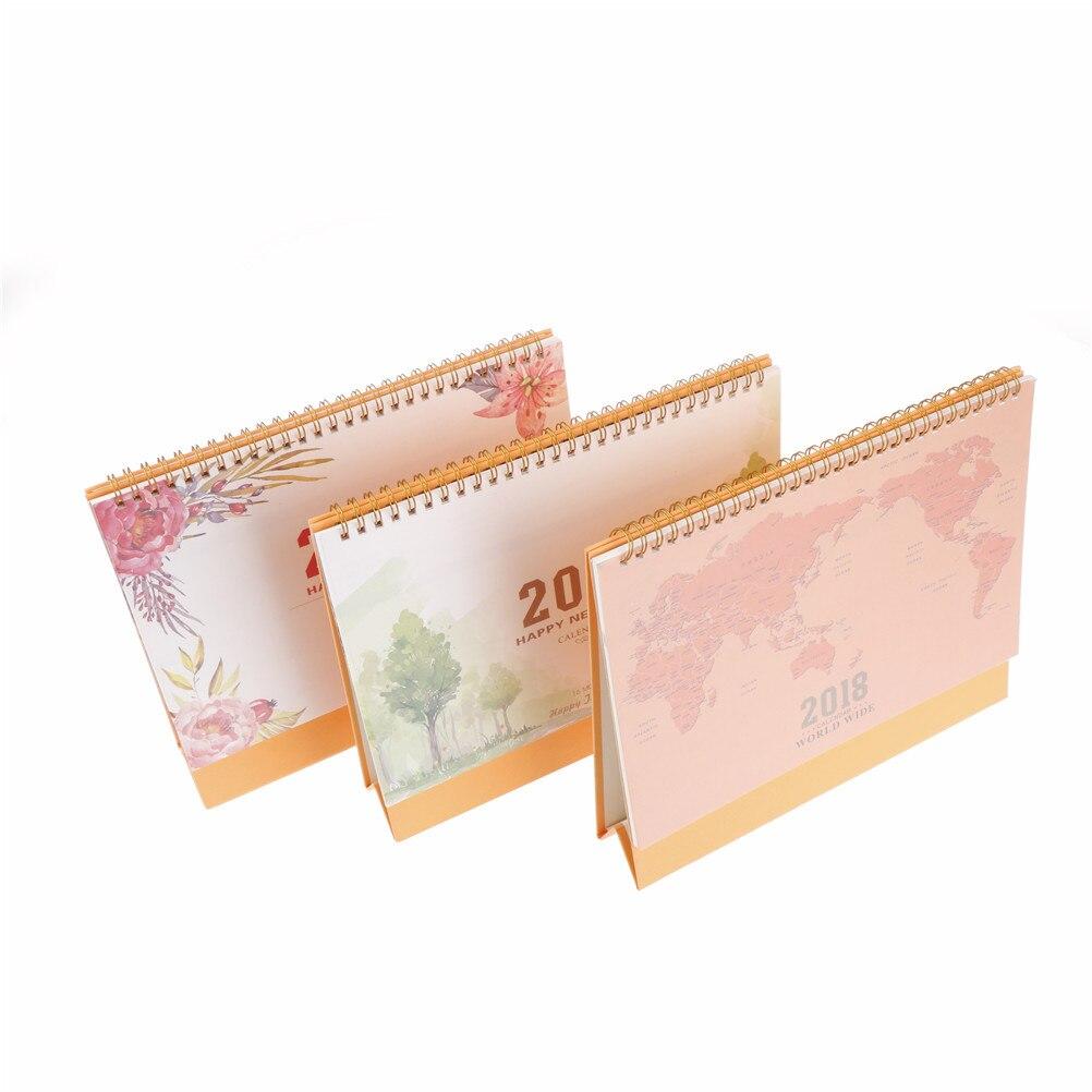 Cut Price Korea Calendar Map Travel Footprint Office Planner Desk