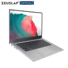 ZEUSLAP новый 15,6 дюймов 6 ГБ оперативная память двойной диски 1920*1080 P ips экран оконные рамы 10 системы Быстрая загрузка дешевые нетбук ноутбук тетрадь компьютер