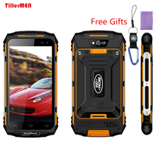 5500mAh Original Guophone X2 5.0″ HD 4G MTK6737 Quad Core IP67 Waterproof Mobile Phone 2GB+16GB Android 6.0 8MP GPS SmartPhone
