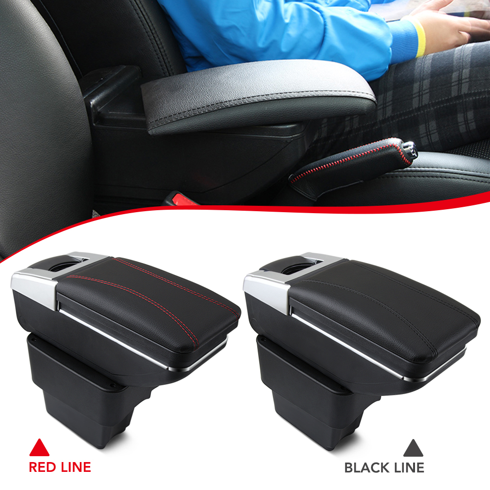 Buy Cheap For Kia Rio/rio 3 2011-2016 Armrest Box Central Console Arm Rest Box Cup Holder Ashtray Car-styling Seat Armrests Auto Part Be Shrewd In Money Matters Armrests Back To Search Resultsautomobiles & Motorcycles
