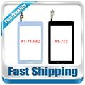 Для Acer Iconia Tab 7 A1-713HD A1-713 Замена Сенсорного Экрана Digitizer Стекло 7-дюймовый Белый Для Планшетных