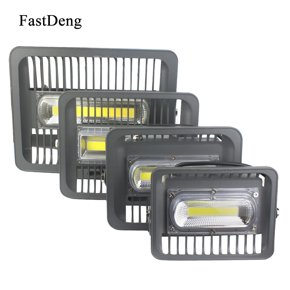 Spot A Led Exterieur Us 17 38 42 Off Led Flood Light Outdoor 110v 220v Spot Led Exterieur 30w 50w 100w 150w Waterproof Ip66 Led Flood Light Searchlight In Floodlights