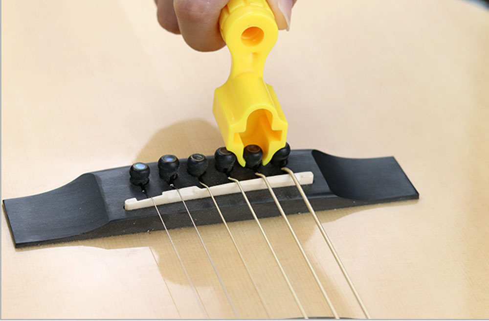 Guitar String Winder Replacement Tool Bridge Pin Remover