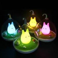 New Brand LED Night Light For Children Night Lamp DC 5V LED Nachtlampje Cute Cartoon Lampara