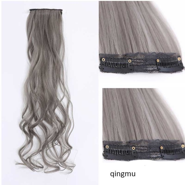 Online shop shangke 25 colors one piece one clip hair extensions online shop shangke 25 colors one piece one clip hair extensions blonde pink red heat resistantsyntheitc hair pieces for women with clip aliexpress mobile pmusecretfo Images