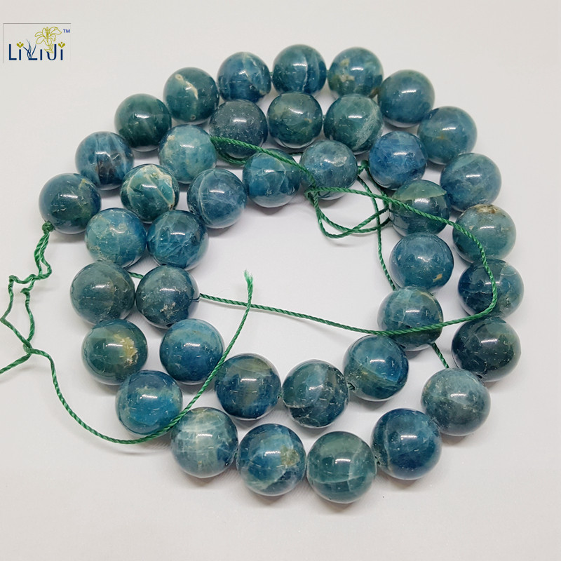 LiiJi Unique Natural Stone Blue Kyanite Cat's Eye 9-10mm Round beads DIY Jewelry Making Necklace or Bracelet Approx 39cm ned davis being right or making money page 9