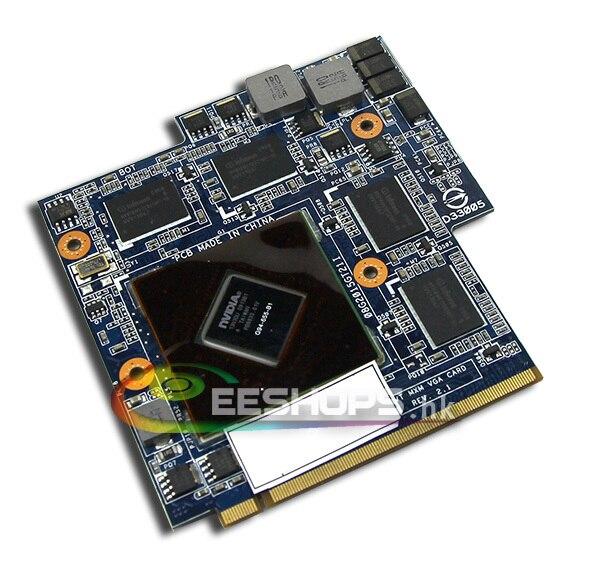 Nvidia GeForce GTX 260 260M MXM III DDR3 1GB Graphics Video Card for Asus G G60VX G50VT G51VX G51 G60 G60V G51V Series Laptop