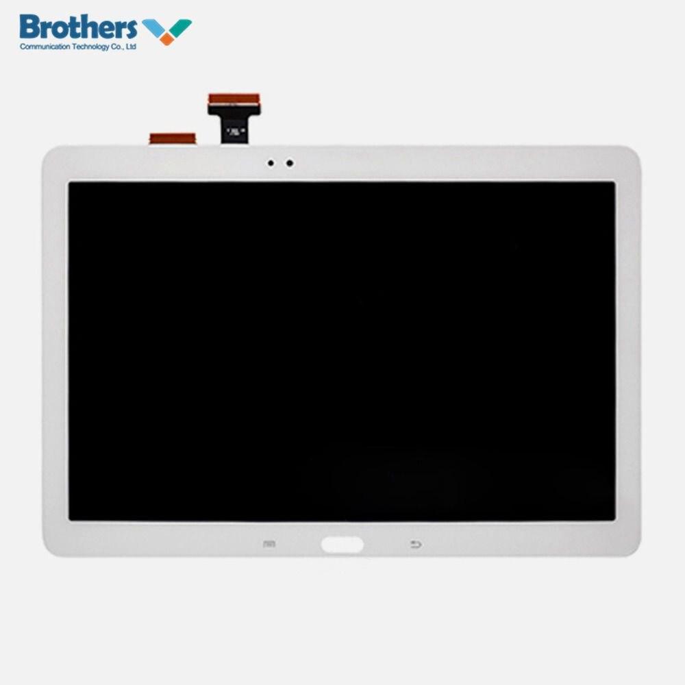 Pour Samsung Galaxy Note 10.1 SM-P600 P605 P6000 LCD Panneau D'affichage Avec Écran Tactile Digitizer Assemblée 100% Nouveau Remplacement