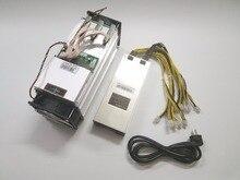 Используется ASIC Miner AntMiner S9 14TH/S SHA256 с PSU BTC BCH Miner лучше чем AntMiner S9 13,5 T T9 + S11 S15 WhatsMiner M3