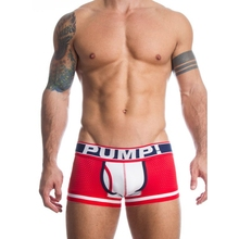 New PUMP! Mesh U Pouch Boxers Sexy Men's Underwear Briefs 1 Pack