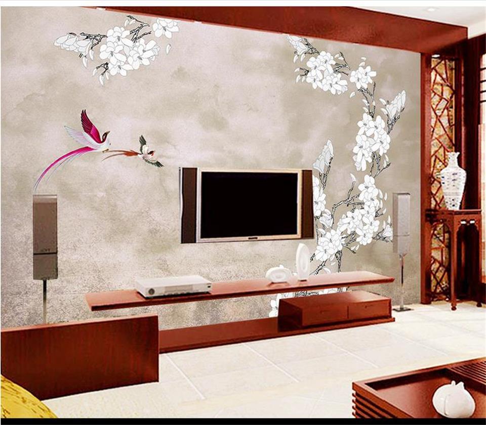 Papel pintado mural de encargo 3d papel pintado - Papel pintado 3d ...