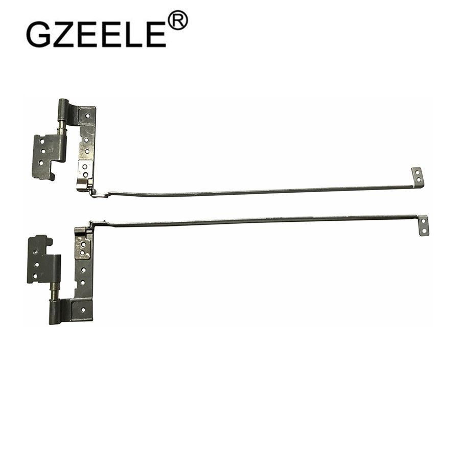 GZEELE Laptop Lcd Hinge For HP Compaq C500 C300 V5000 V5100 B3800 B3810 G3000 G5000 Screen Hinges Left Right 1 Pair