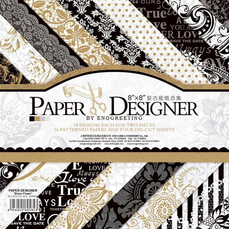 Hot 40 Sheets European Classic Pattern Background Craft Paper Origami Scrapbooking Paper Card Making Damask Scrapbook PaperHot 40 Sheets European Classic Pattern Background Craft Paper Origami Scrapbooking Paper Card Making Damask Scrapbook Paper