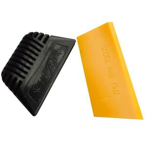 Image 5 - TPU TPH Rubber Squeegee Window Tint Tools Spacial Hand Scraper For Invisible Car Clothing Film Auto Transparent Film Install B01