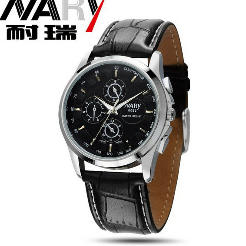 The new trend of fashion business casual band - white - collar workers with men and women to watch the couple паяльник bao workers in taiwan pd 372 25mm