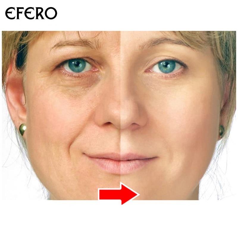 efero Anti Wrinkle Six Peptides Collagen Serum Argireline Moisturizing Cream Anti Aging Whitening Face Cream Skin Care