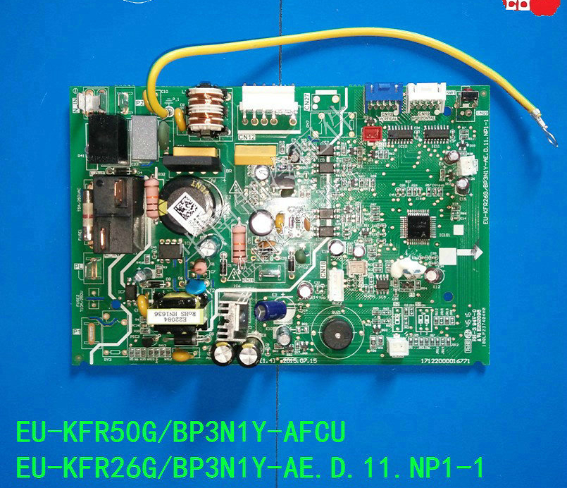 Brand New EU-KFR50G/BP3N1Y-AFCU KFR26G/BP3N1Y-AE Midea Air Conditioning Computer Board image