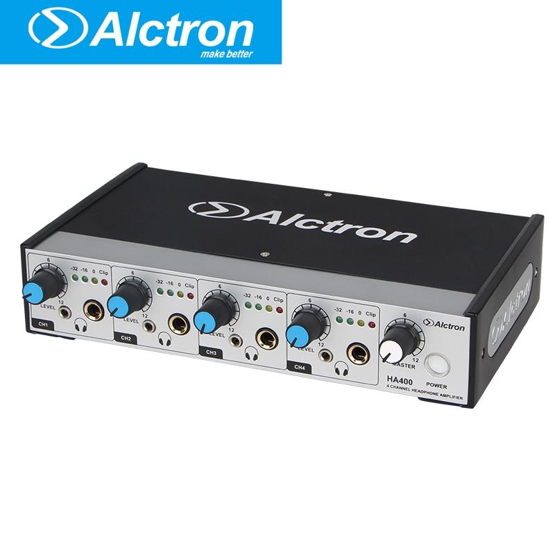 Alctron HA400 amplificador de auriculares compacto profesional usado - Audio y video portátil - foto 2