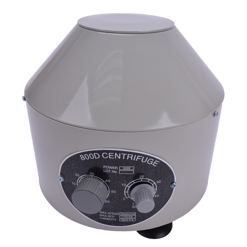 New Arrival 800D 110V/220V 4000rpm Electric Centrifuge Medical Lab Centrifuge Laboratory Centrifuge With 6 *20ml cosmetology cosmetic prp centrifuge ppp serum centrifuge fat separator medical experiment laboratory centrifuge 4000rpm 20ml 6