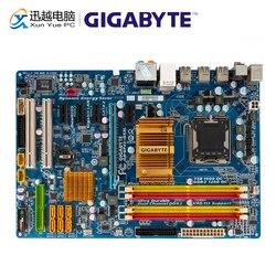 Gigabyte GA EP43 S3L pulpitu płyta główna EP43 S3L P43 LGA 775 DDR2 16G SATA2 USB2.0 ATX w Płyty główne od Komputer i biuro na