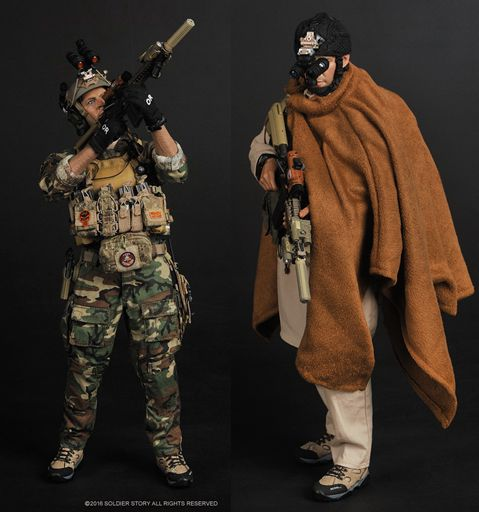 1/6 Super flexible Military figure Marine Raiders Today Will Be Different MSOT 8222 Collectible 12 action figure doll model toy