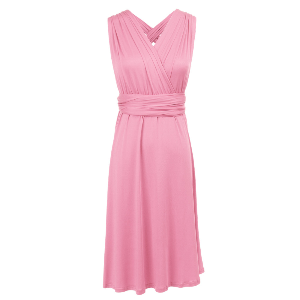 aa5ca52da24 2019 многостороннего летнее платье пикантные Для женщин платья ...