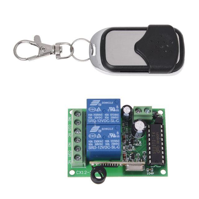 Универсальный ворот гаражный открывалка пульт дистанционного управления + передатчик