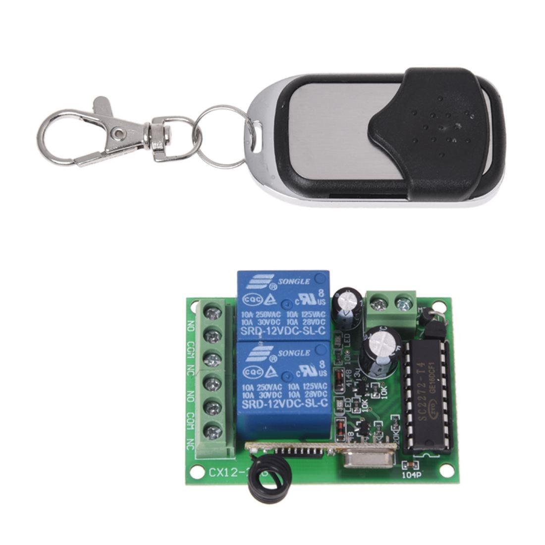 Universal Gate Garage Opener Remote Control + Transmitter