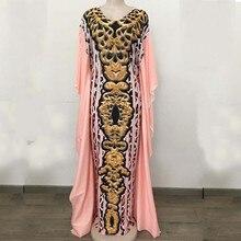 Afrykańska sukienka es dla kobiet 2019 odzież z afryki długa suknia islamska długość moda afrykańska sukienka dla pani