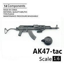 1:6 soldat 4D Montage Modell AK47 AKM Modell