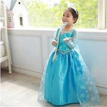 7103fecf3a127 Popular Girls Snowflake Dress-Buy Cheap Girls Snowflake Dress lots ...