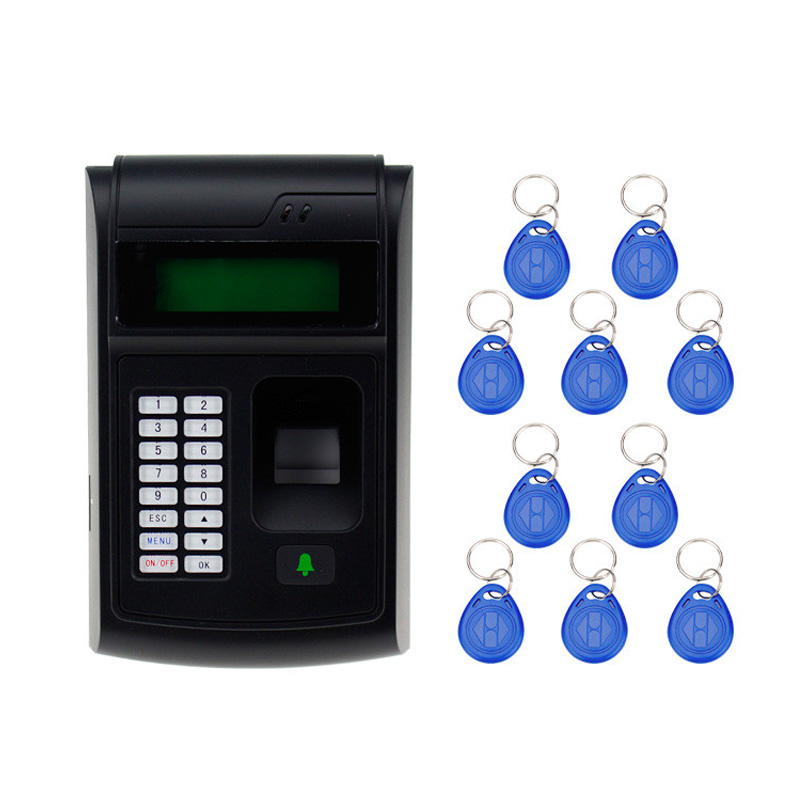 Biometric Fingerprint Access Control Machine RFID Card Reader Digital Keypad Support USB Data Load for Security Door Lock System fs28 biometric fingerprint access control machine electric reader scanner sensor code system for door lock