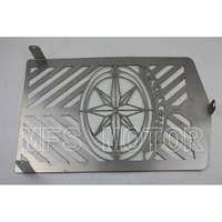 Radiator Grille Cover Stainless Protector Fit For Yamaha XVZ13 Royal Star Chrome Motorcycle Accessories