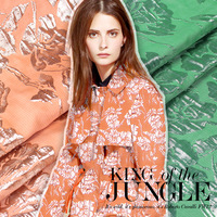 free shipping! high fashion coat jacquard fabric gold jacquard dress fabric wholesale jacquard cloth