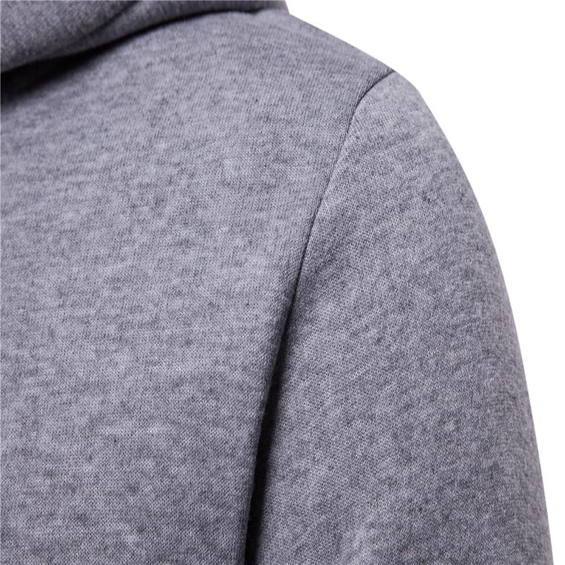 Custom Longtail Zipper Hoodie 16
