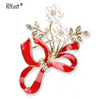 RHao Red Ribbon Broo...