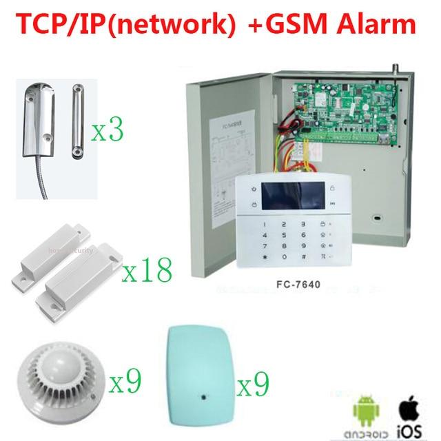 Проводная сигнализация gsm для гаража купить в печка металлическая для гаража своими руками