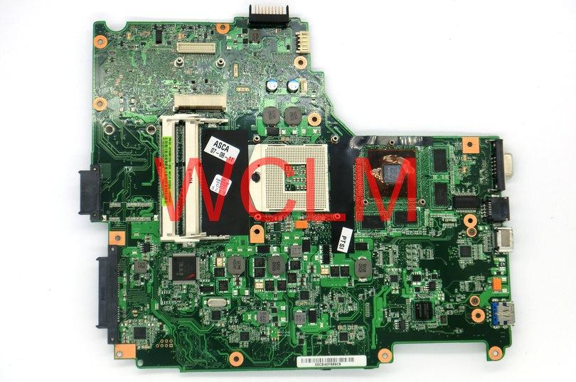 free shipping N61JV mainboard REV 2.0/2.2 For ASUS N61J N61JV Laptop motherboard MAIN BOARD 60-NYKMB1200 N11P-GV1-A3 100% Tested free shipping 1225b mainboard rev 2 1 for asus 1225 1225b laptop motherboard main board 100