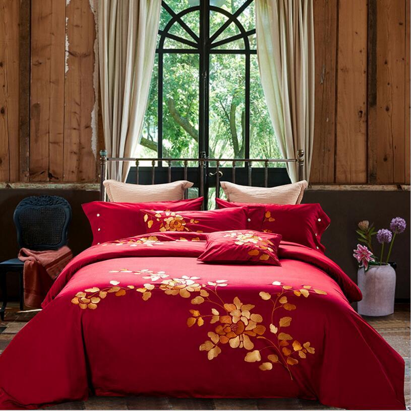 Red Luxury Bedrooms popular luxury bedroom sets-buy cheap luxury bedroom sets lots