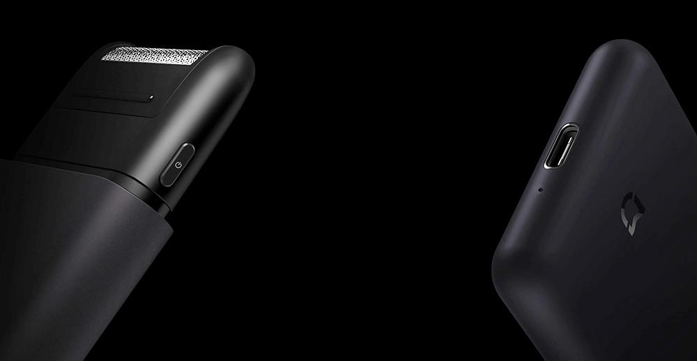Original Xiaomi Mijia Mini Portable Electric Shaver Japan Steel Cutter Head Metal Body USB Type-C Big Battery Travel Shaver20